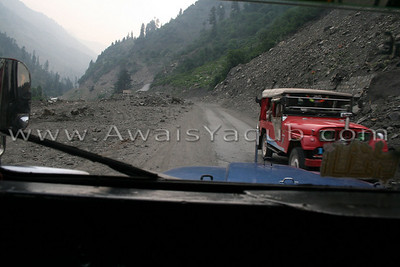 On way to Naran from Kaghan